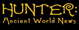 HUNTER: 古代文明 ニュース・データベース